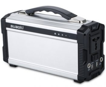 Suaoki Powerhouse Portable Generator