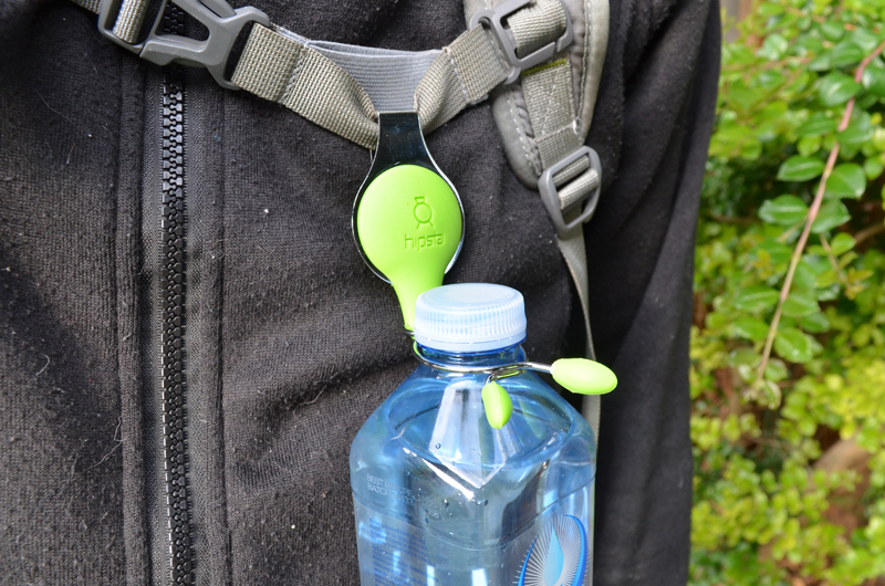 The water bottle holder