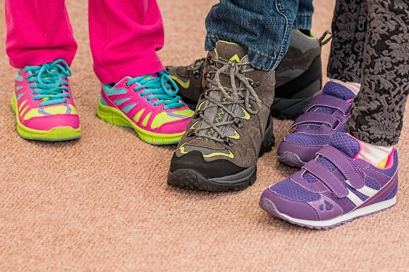 Toddler hiking shoes
