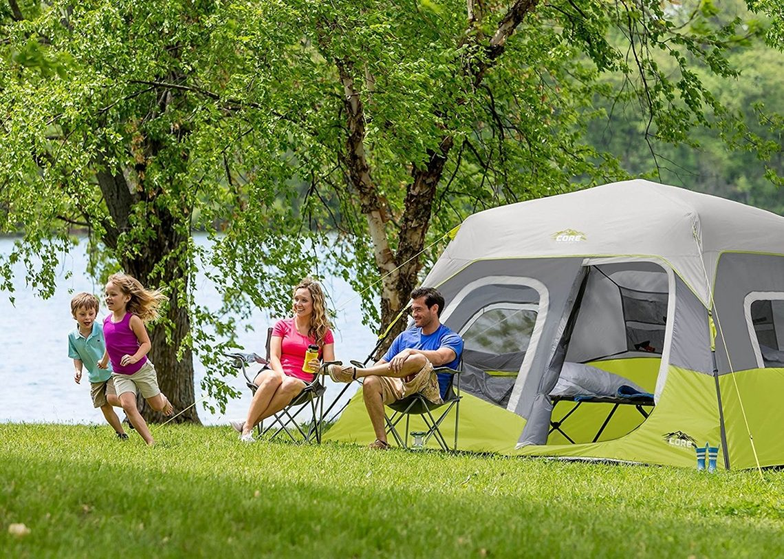 Best Family Tents: Reviews on Top Picks and Buying Guide