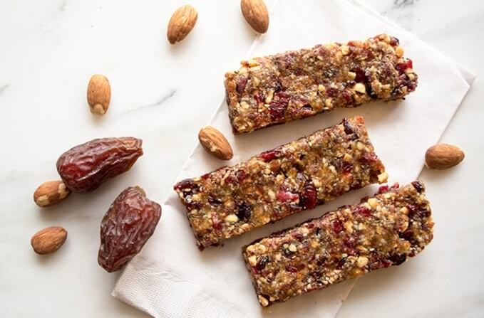 Booster Energy Bars