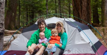 Camping with infantsCamping with infants