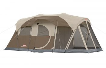 Coleman WeatherMaster Screened Tent