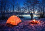Tips on Sleeping in a Cold Tent