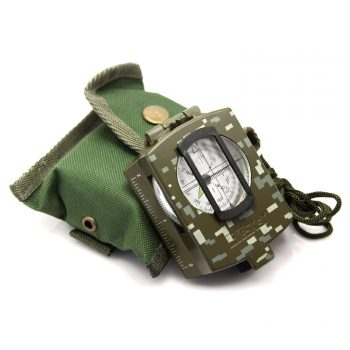 Eyeskey Military Optical Lensatic Sighting Compass