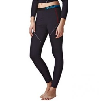 GV2 Womens Aero Warm Wicking Compression Thermal Long John Underwear Top Bottom