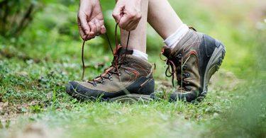 Hiking boot laces