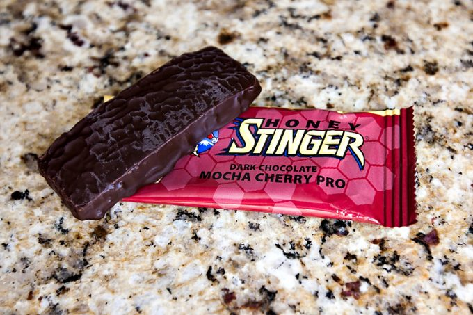 Honey stinger bars