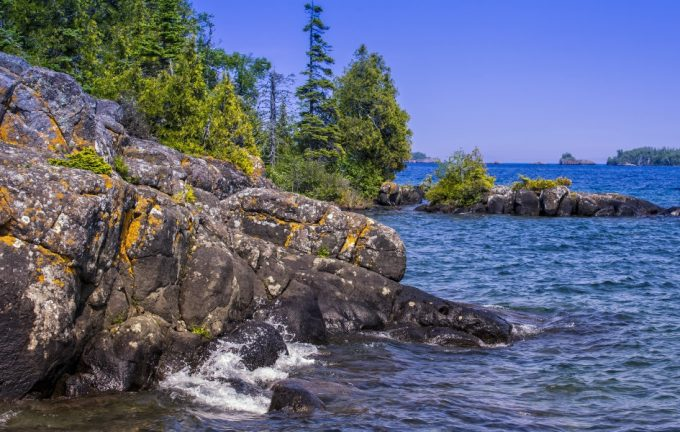 Isle Royale National Park, Michigan