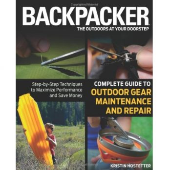 backpacker the book