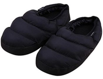 fakeface unisex slippers