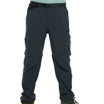 makino mens quick dry pants