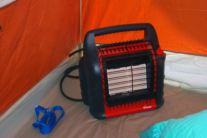 tent heater featured