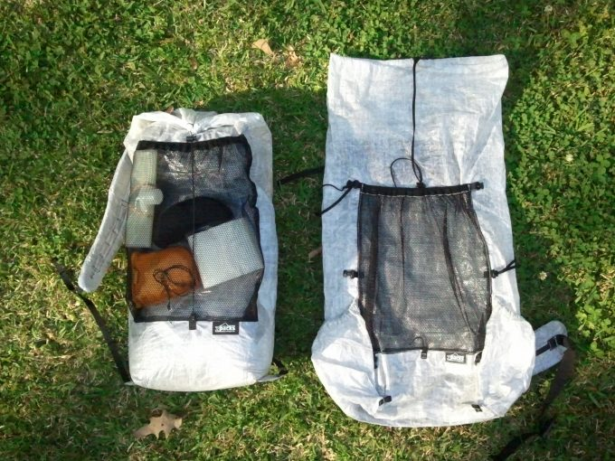 sleeping bag method