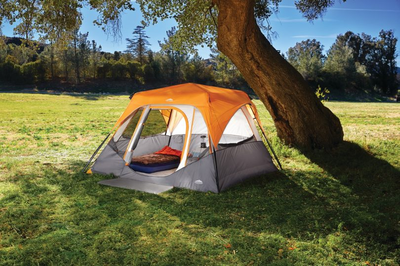 DIY Backpacking Tent
