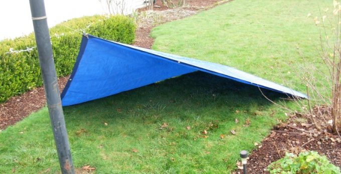 Diamond Fly Tarp Tent