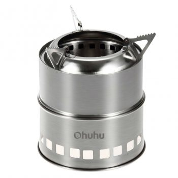 Ohuhu Portable Stainless Steel Stove