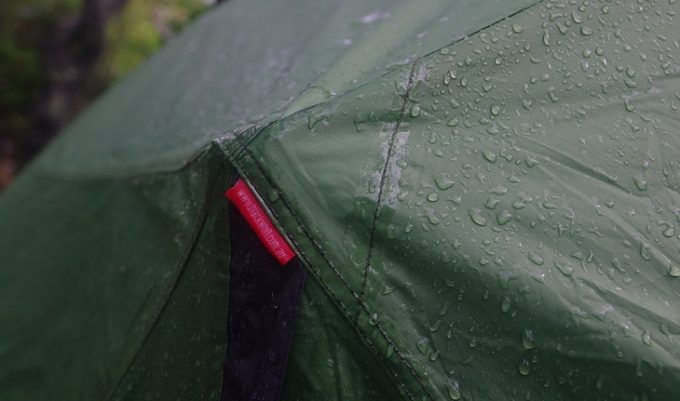 Repaired tent continue using it year after year
