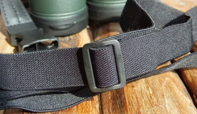 binocular harness attachment
