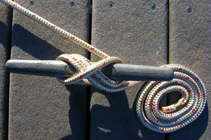 The Cleat Knot