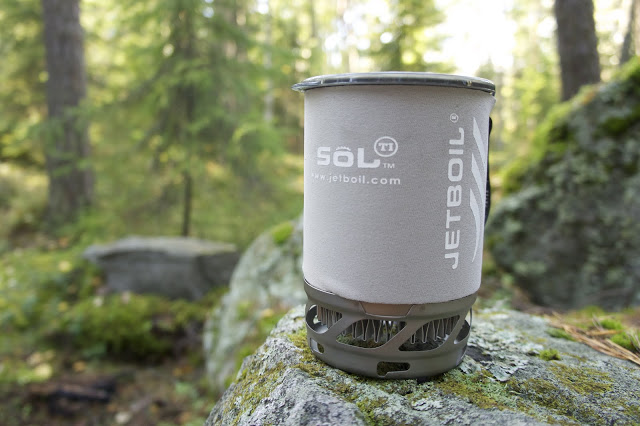 The Jetboil Cooking System