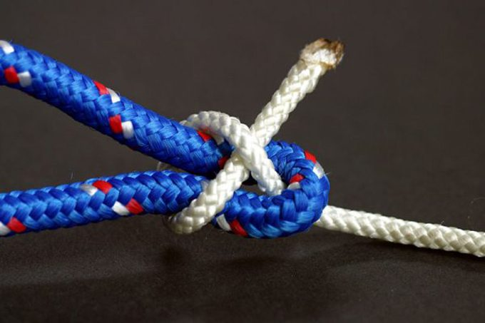 The Weaver's Knot