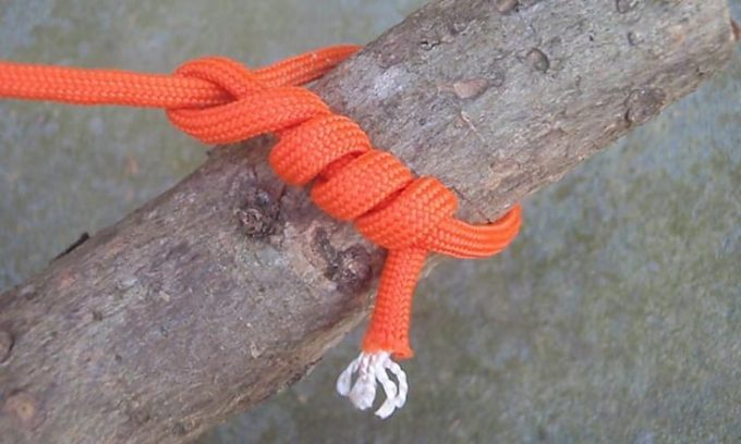 The timber hitch type
