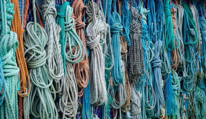 different types of knots