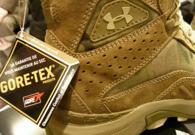 gore-tex hiking boots