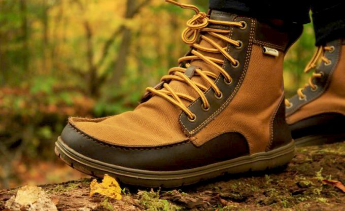 hemp hiking shoes