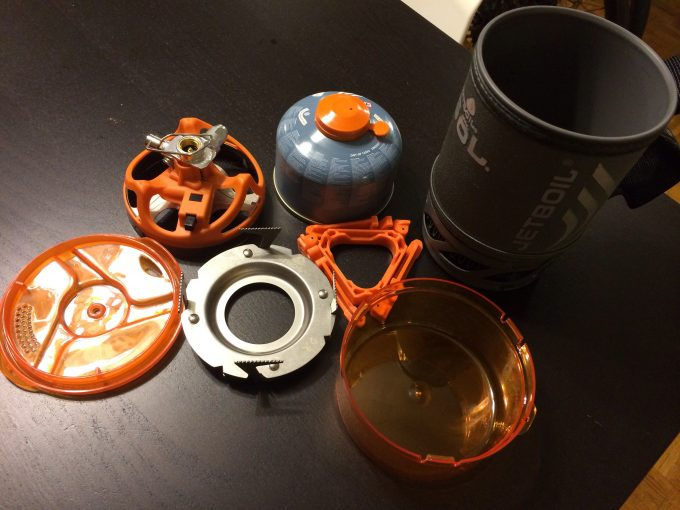 jetboil stove packaging