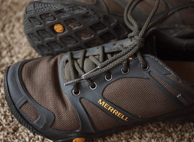 merrell synthetic hiking boots