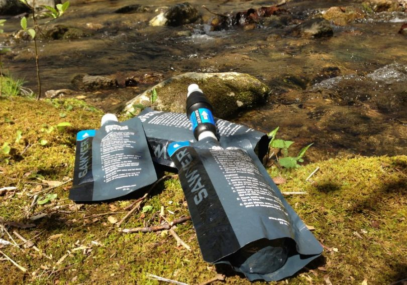 sawyer water filter featred