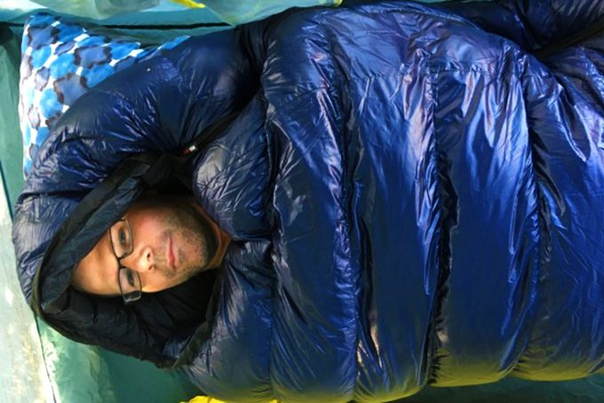 warmth as a advantage in sleeping bags