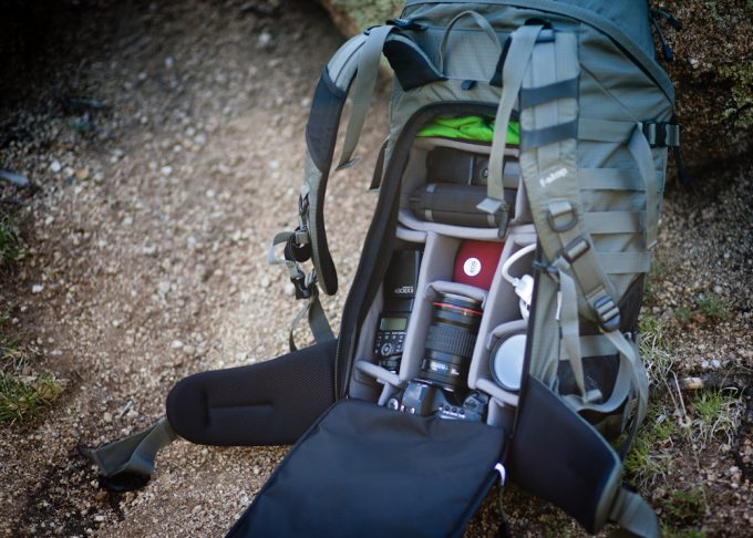 Fstop Camera backpack