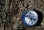 hiking compass featured