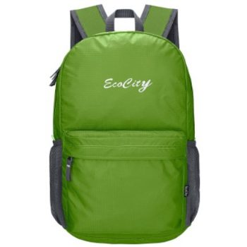 EcoCity Lightweight Foldable Backpack