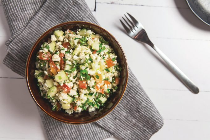 cheese tabouli
