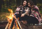 romantic camping featured