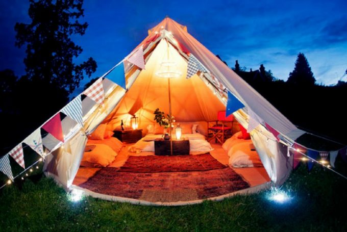 In This Article We Are Going To Offer Some Important Tips That Will Help You Plan And Execute A Successful Romantic Camping Trip