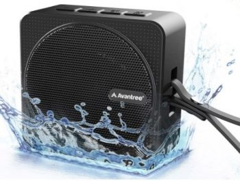 Avantree Bluetooth Shower Speaker