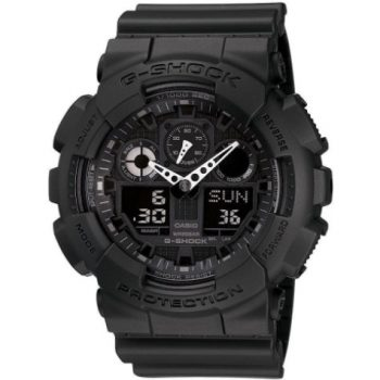 Casio G-SHOCK The GA 100 Military Series