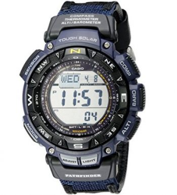 Casio PAG240B-2CR Pathfinder Multi-Function Watch