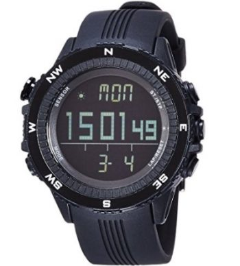 LAD WEATHER German Sensor Digital Altimeter Watch