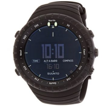 Suunto Core All Black Military Watch