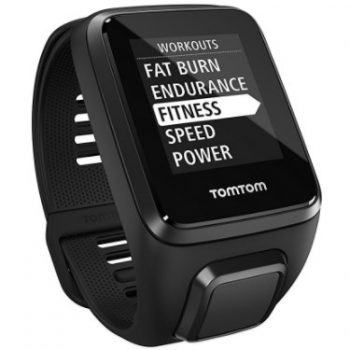 TomTom Spark 3 GPS Fitness Watch and Activity Tracker