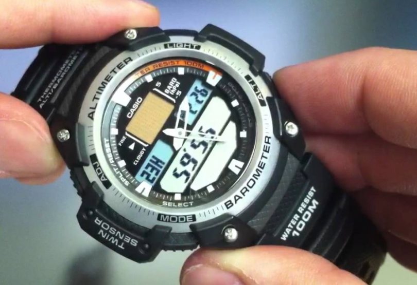best altimeter watch