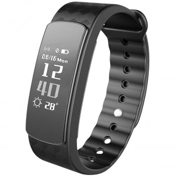 BADIQI Fitness Tracker Watch with Heart Rate Monitor