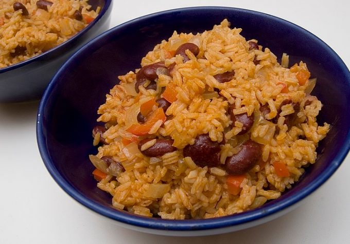 Basic Rice and Beans