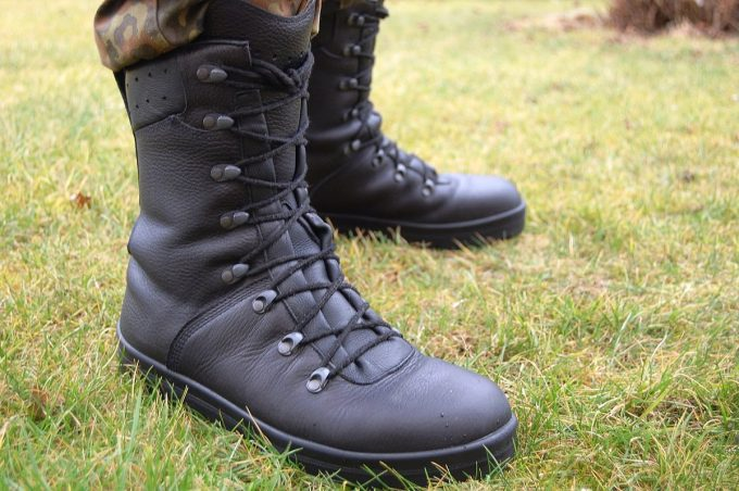 Boots Ruggedness